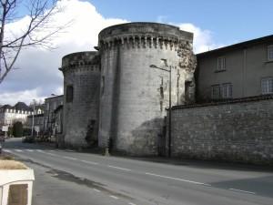 Porte Saint-Jacques (7 février 2009)