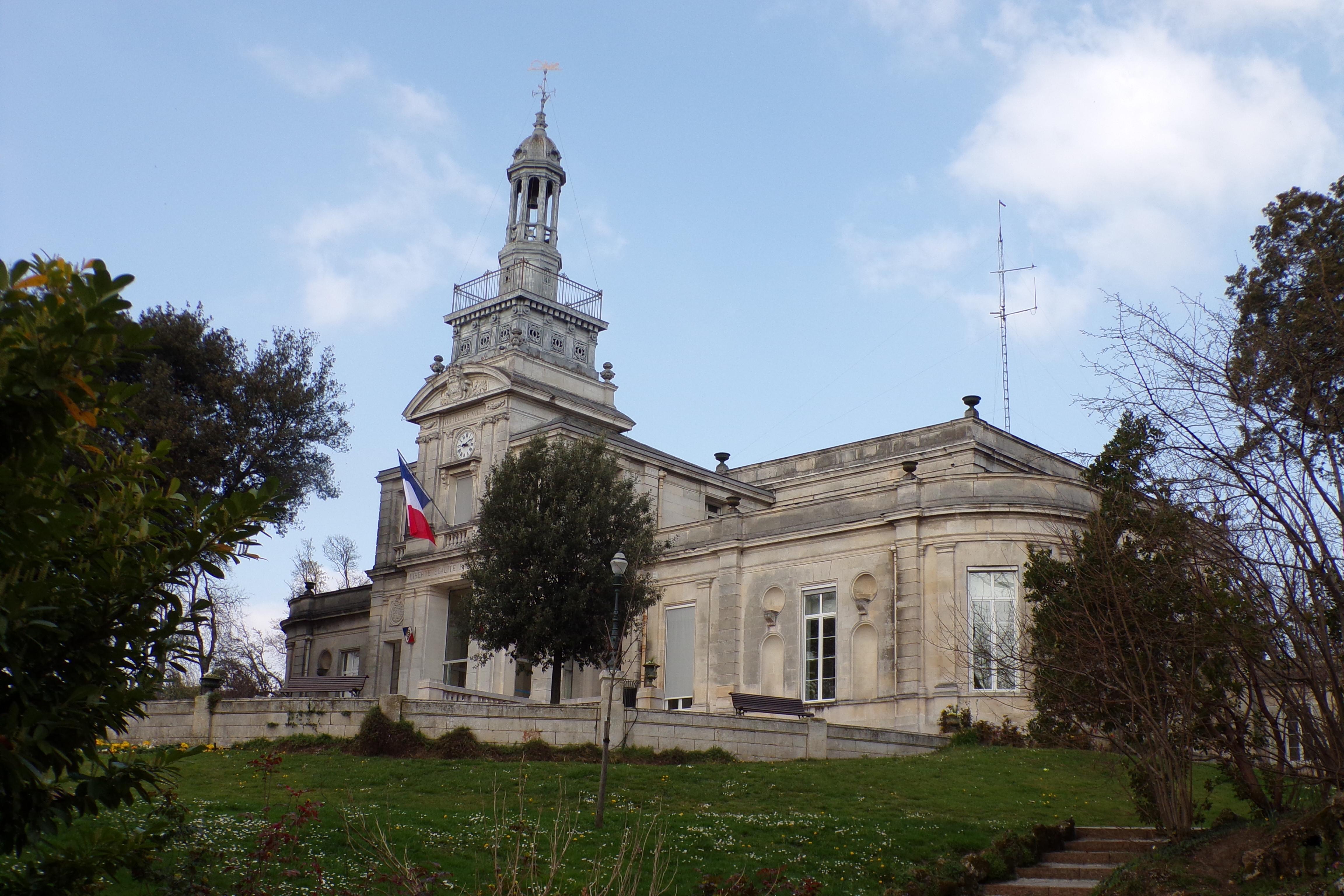 Hôtel de ville (13 mars 2017)