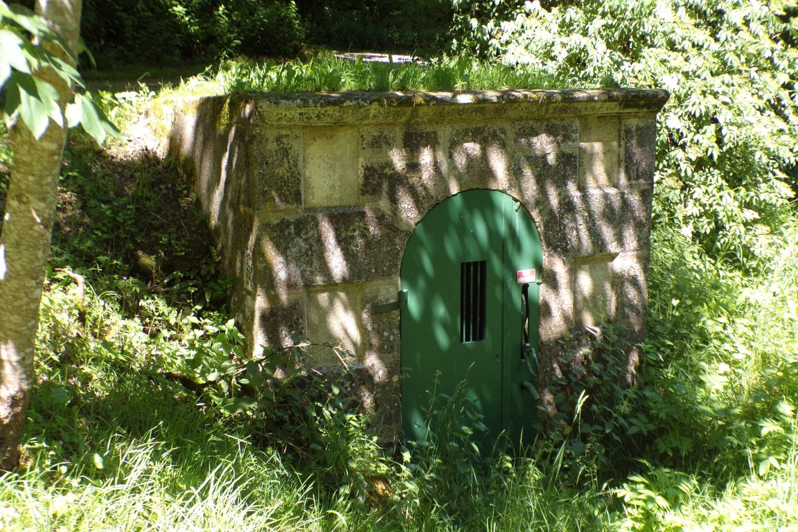 Fontaine de l'Echassier (26 mai 2017)