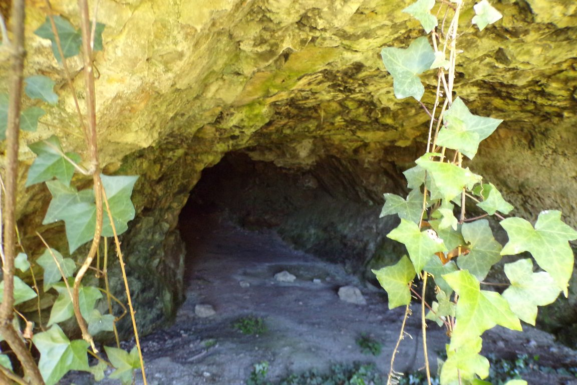 Châteaubernard - La grotte de l'Echassier (26 mai 2017)
