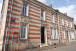 Maisons jumelles en brique et pierre, 1 et 3, rue Lazare Carnot (13 mars 2017)