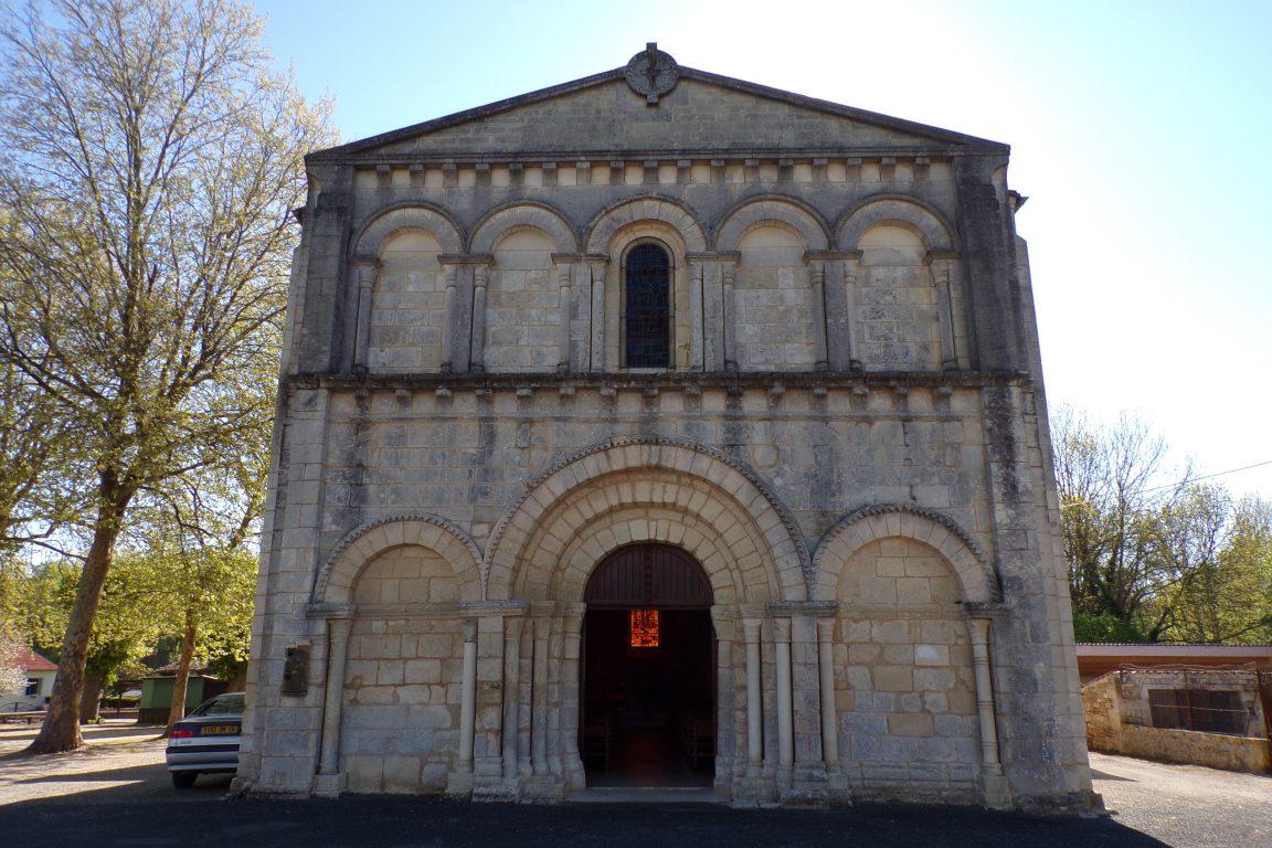 Saint-Sulpice de Cognac - L'église Saint Sulpice (12 avril 2017)