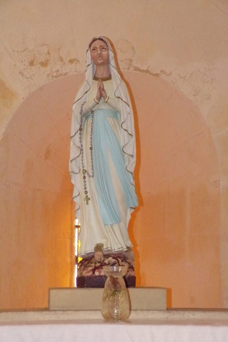 Saint-Sulpice de Cognac - L'église Saint Sulpice - Notre Dame de Lourdes (12 avril 2017)