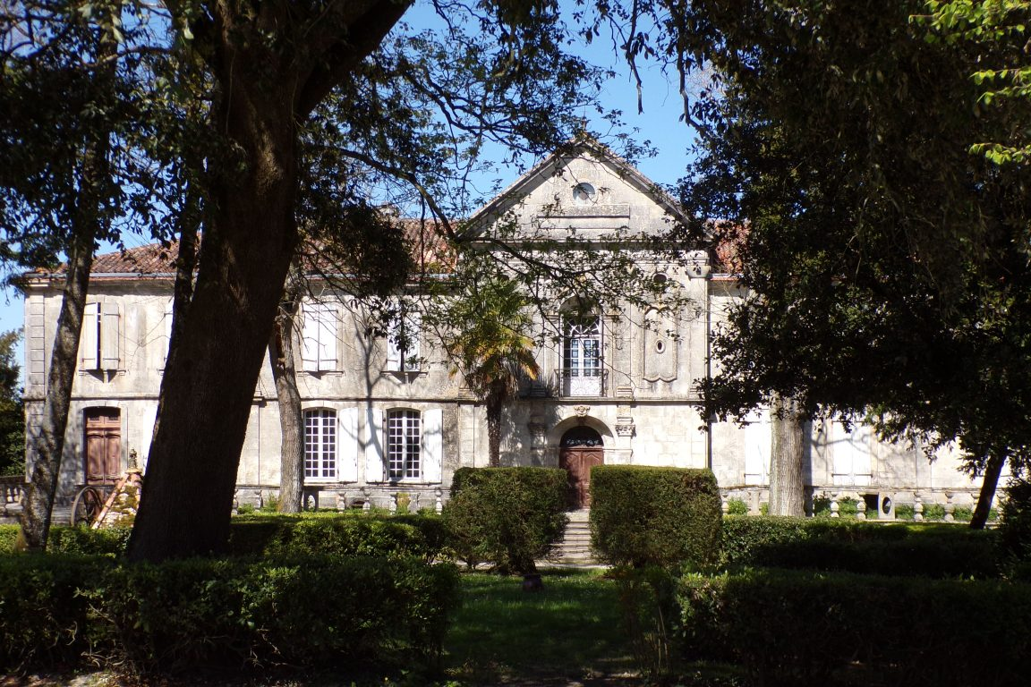 Juillac-le-Coq - Le Château de Beauregard (7 avril 2017)