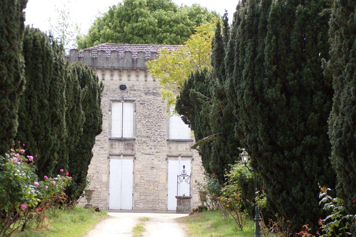 Saint-Sulpice de Cognac - Le château de Coulonges (12 mai 2017)