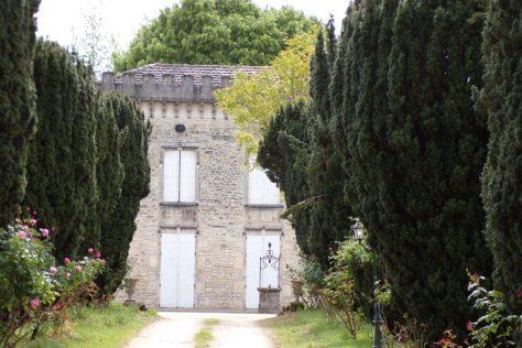 Le château de Coulonges (12 mai 2017)