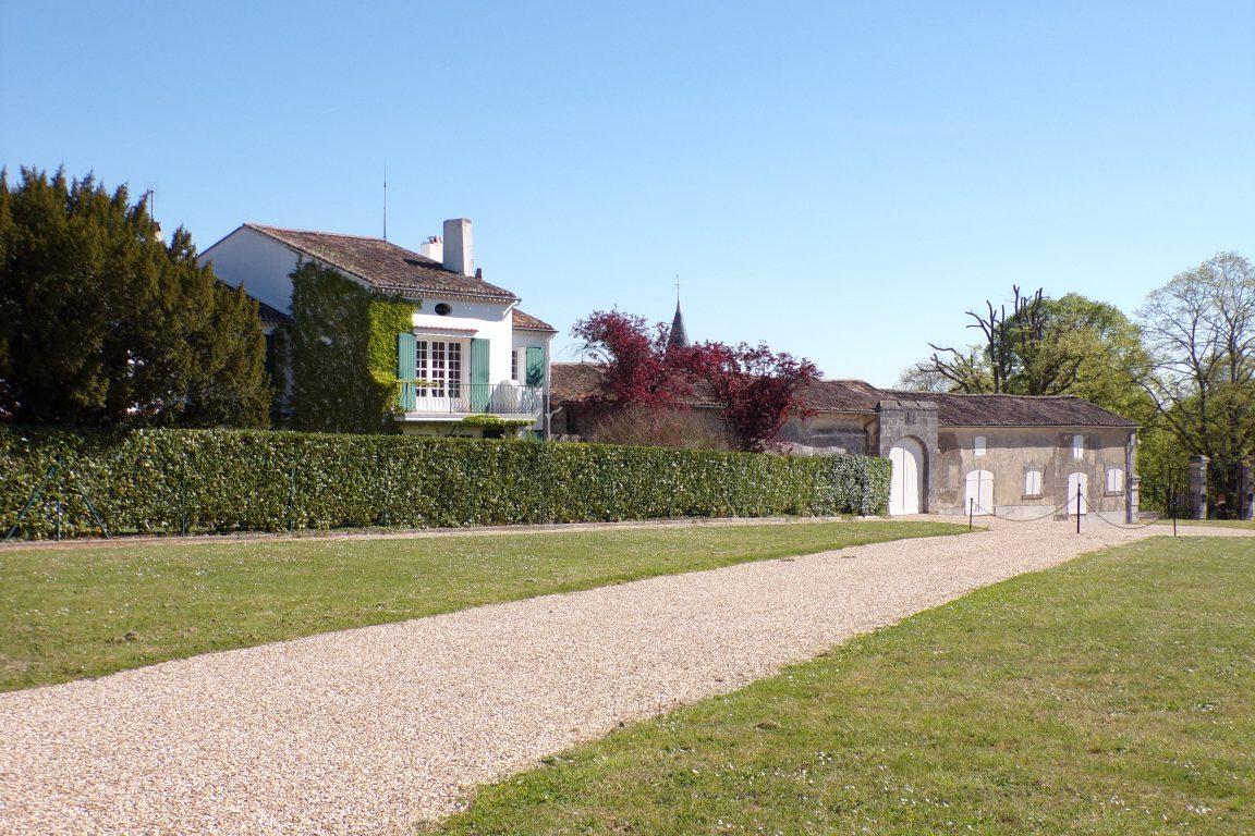 Saint-Sulpice de Cognac - Le logis du Plessis (12 avril 2017)