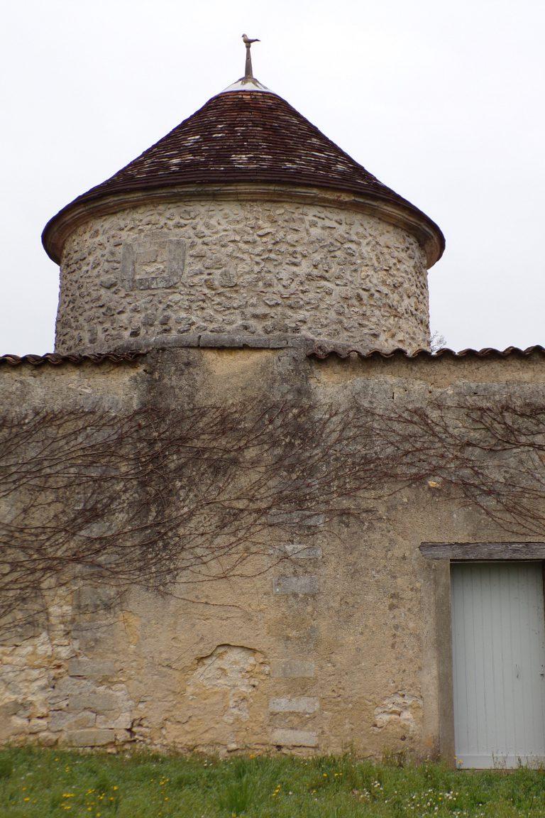 Javrezac - Le pigeonnier des Angeliers (24 mars 2017)
