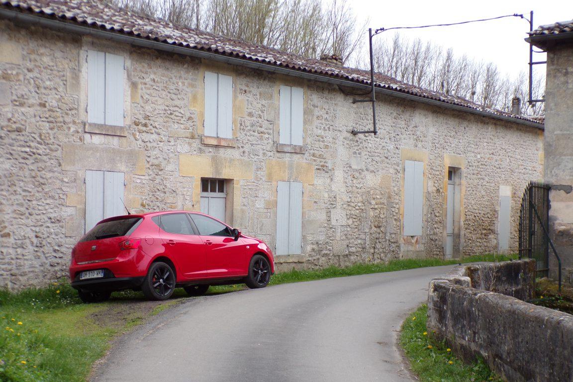 Javrezac - Le moulin des Angeliers (24 mars 2017)