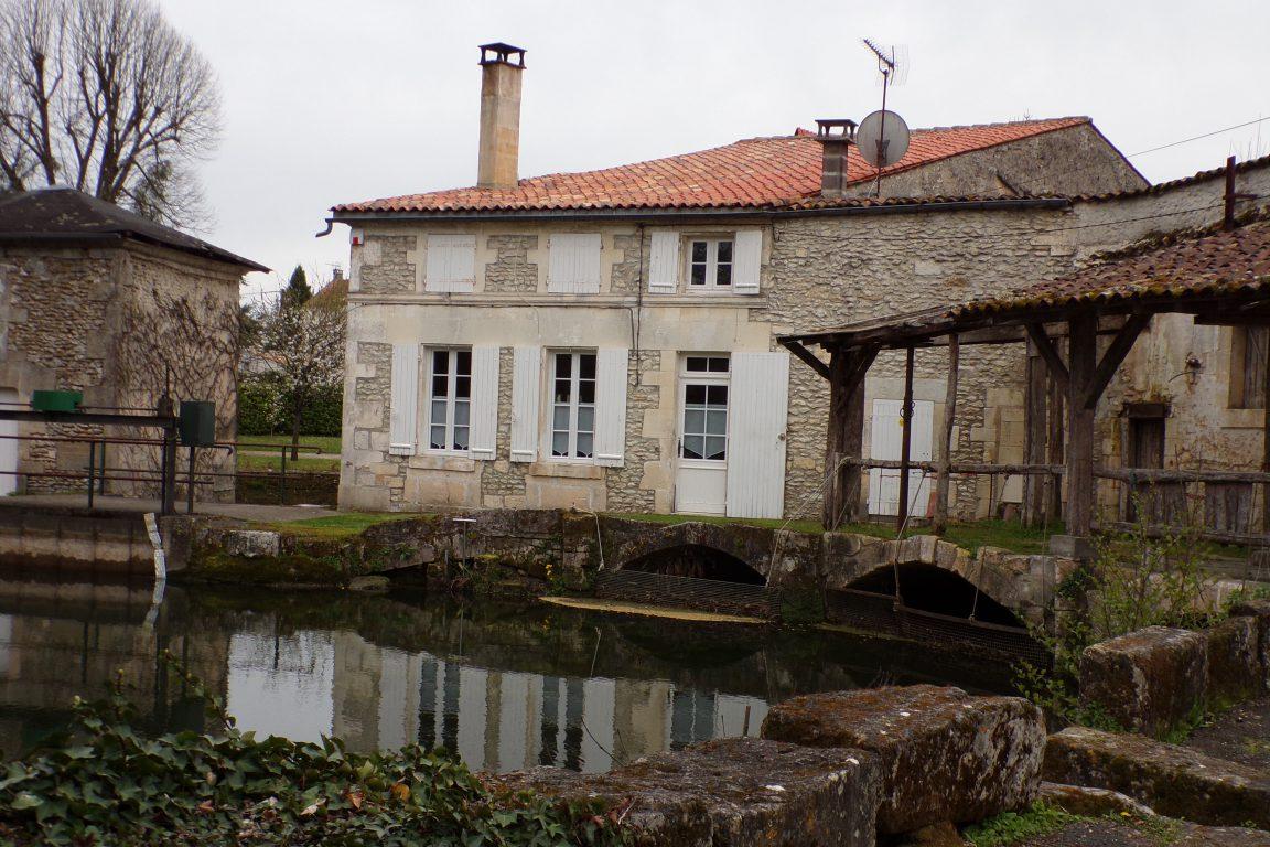 Javrezac - Le moulin (24 mars 2017)