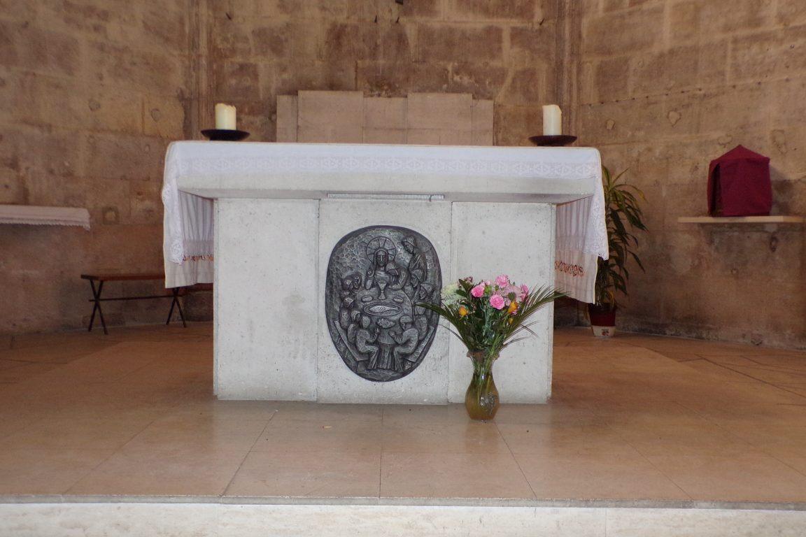 L'église Saint-Jacques - L'autel (16 mars 2017)