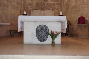 Eglise Saint-Jacques - L'autel (16 mars 2017)
