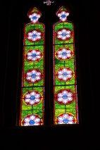 L'église Saint-Jacques - Des vitraux (16 mars 2017)