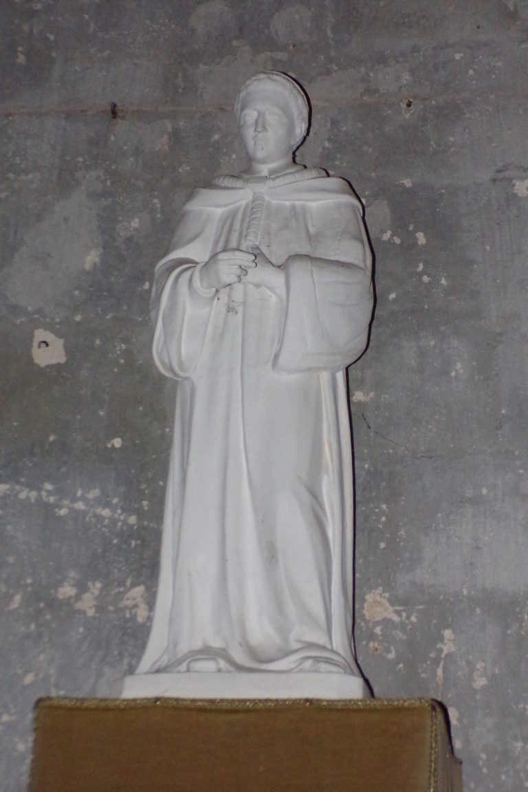 Bouteville - L'église Saint-Paul - Saint Antoine de Padoue (21 mars 2017)