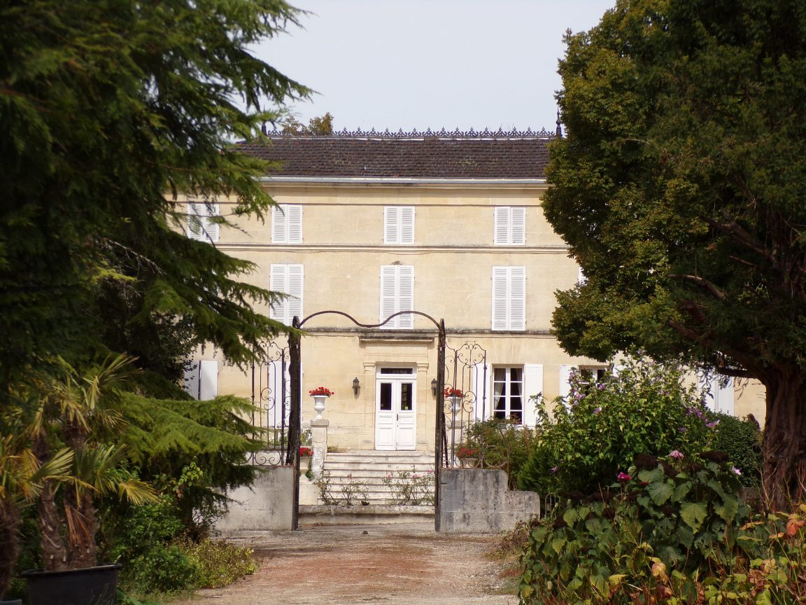 Mesnac - Le château (4 septembre 2016)
