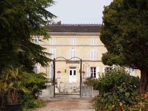 Le château de Mesnac (4 septembre 2016)
