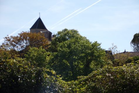 Bouteville - Le château d'Anqueville(24 avril 2017)