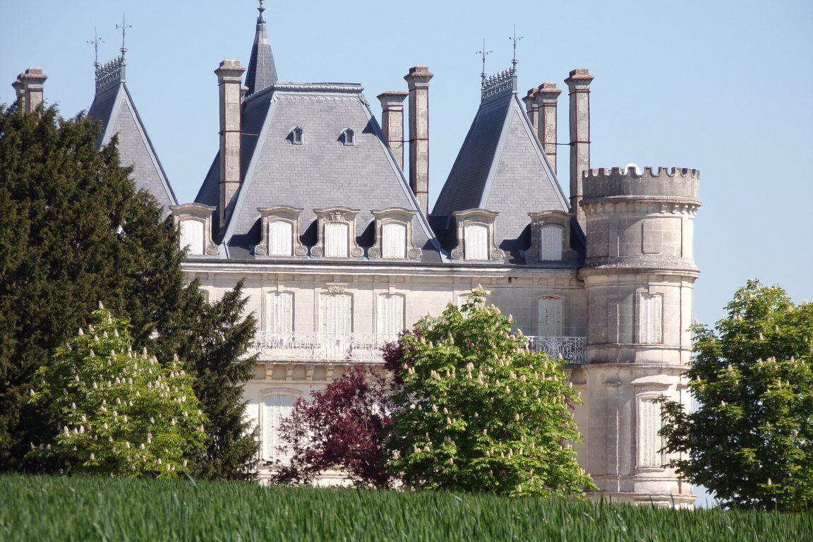 Jarnac - Le château de Souillac (19 avril 2017)