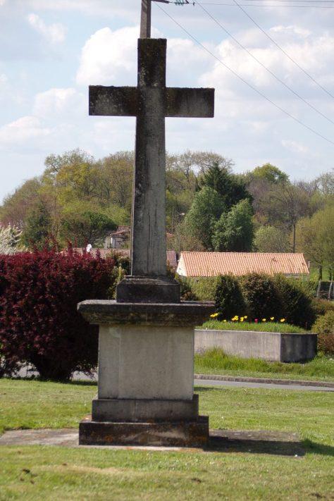 Louzac-Saint-André - La Croix Fringant (3 avril 2017)