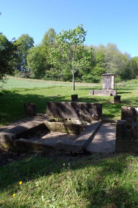 La fontaine des Fontenelle (13 avril 2017)