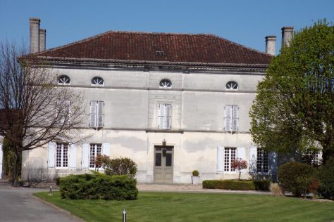 Angeac-Champagne - Le Logis d'Angeac (7 avril 2017)