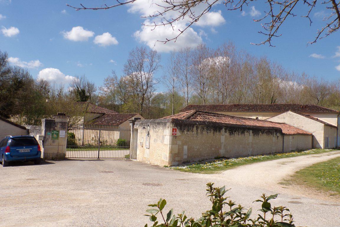 Cherves-Richemont - Le moulin de Prézier (3 avril 2017)