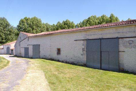 Ars - Le moulin neuf ou moulin Foucaud (22 avril 2017)