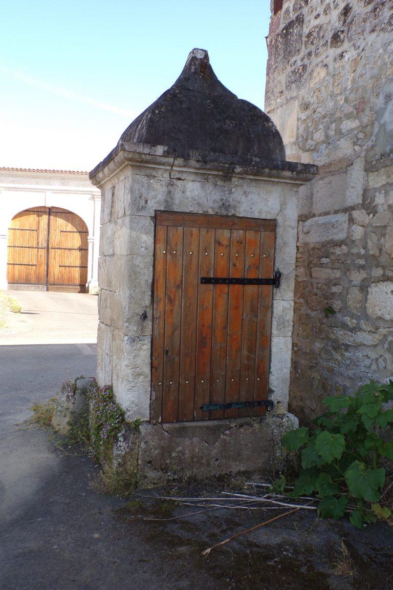 Graves-Saint-Amant - Le puits de la Natrie (24 avril 2017)