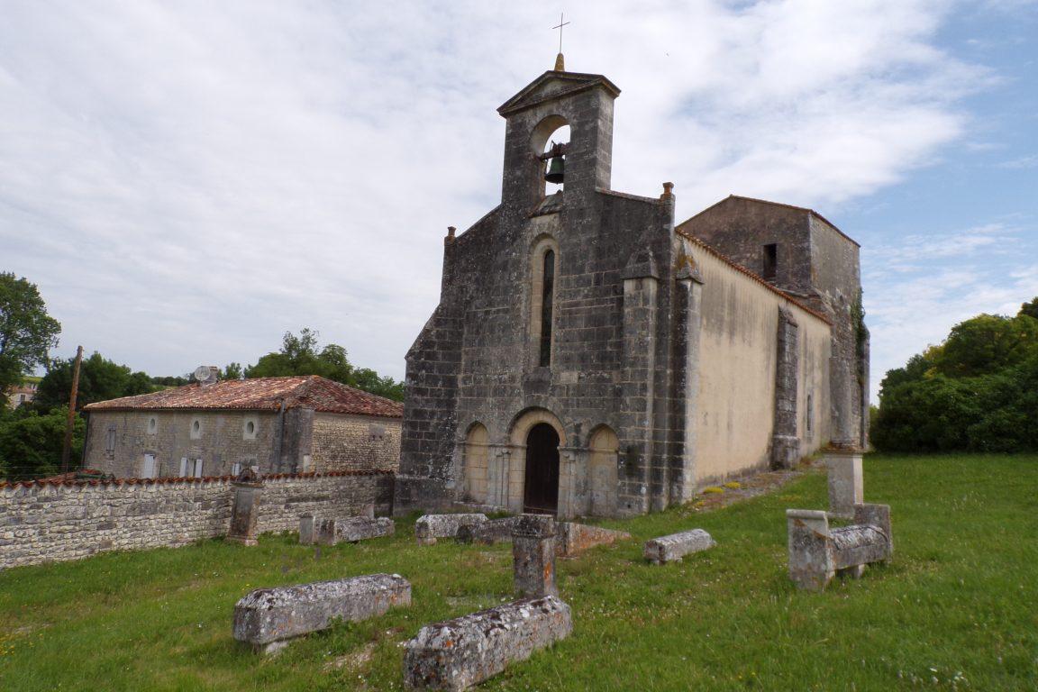 Lignières-Sonneville - La chapelle de Sonneville (31 mai 2017)