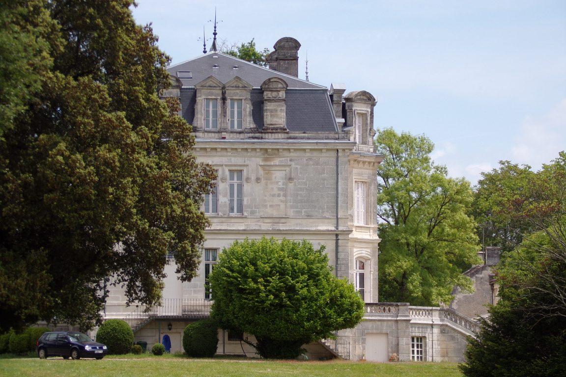 Lignières-Sonneville - Le château Monchoisi (22 mai 2017)