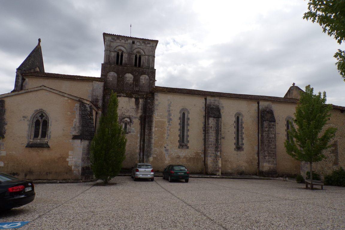 Lignières-Sonneville - L'église Notre-Dame (22 mai 2017)