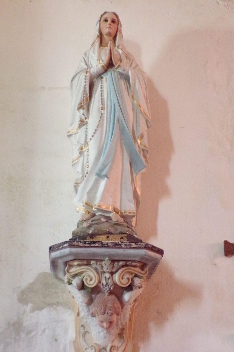 Bréville - L'église Saint-Benoît - ND de Lourdes (27 mai 2017)