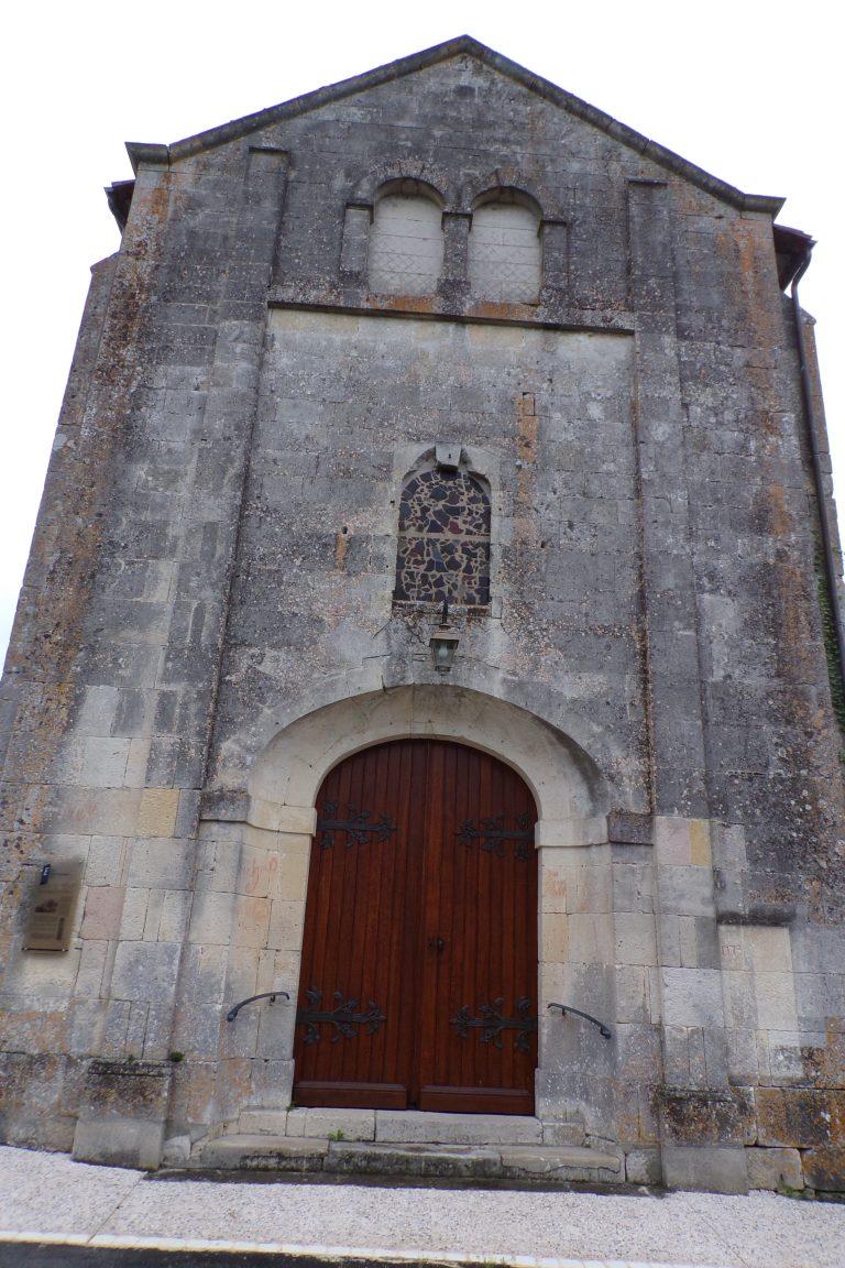 Nercillac - L'église Saint Germain (29 mai 2017)