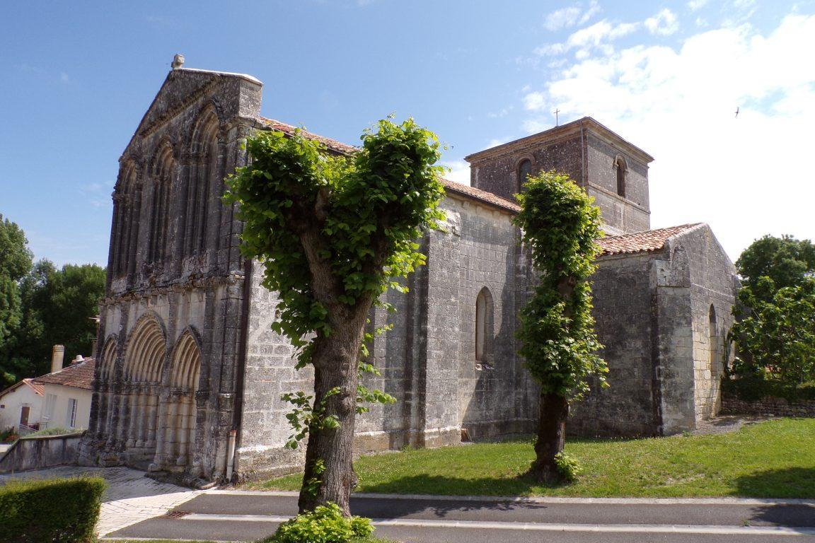 Bonneuil - L'église Saint-Pierre (31 mai 2017)