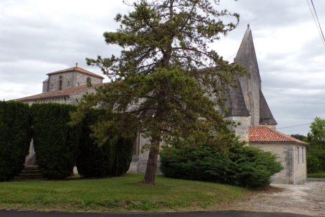 Verrières - L'église Saint-Palais (22 mai 2017)