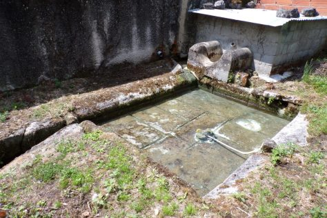 Bonneuil - Le lavoir de Issac (31 mai 2017)