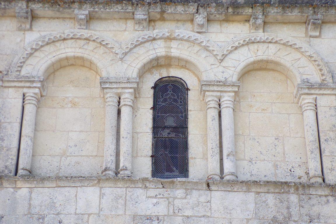 Ambleville - L'église Saint-Pierre (22 mai 2017)