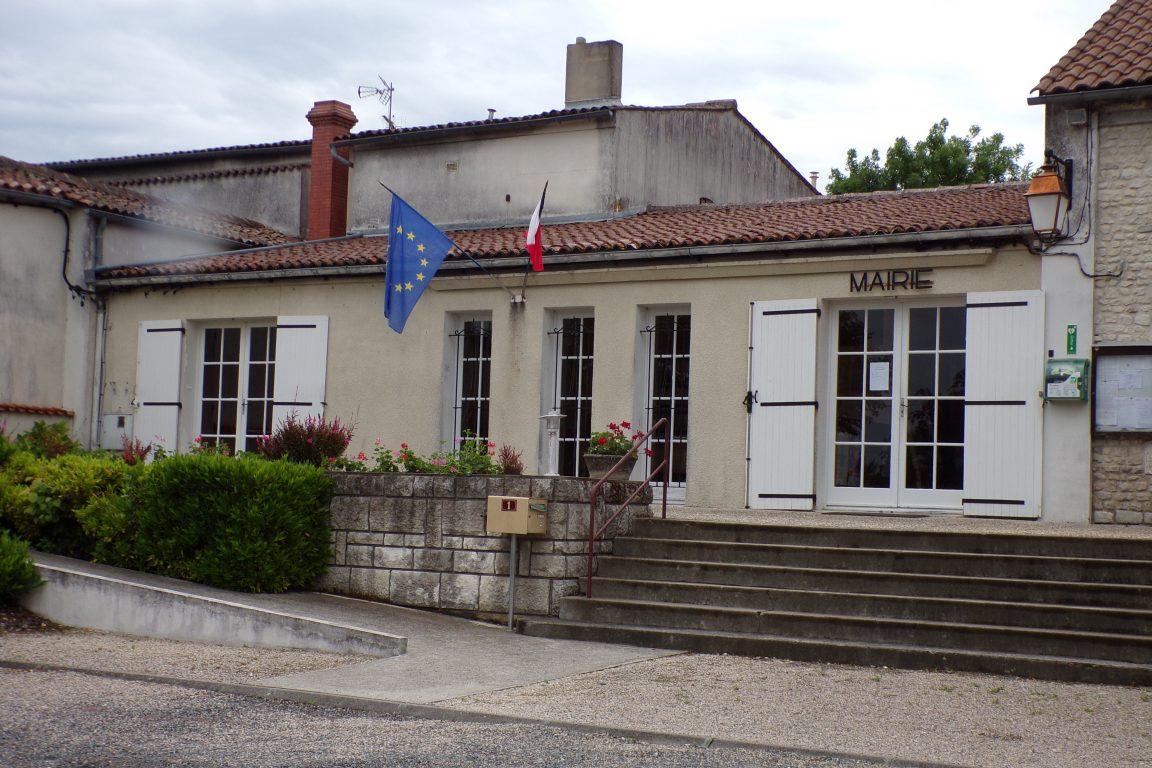 Verrières - La mairie (22 mai 2017)