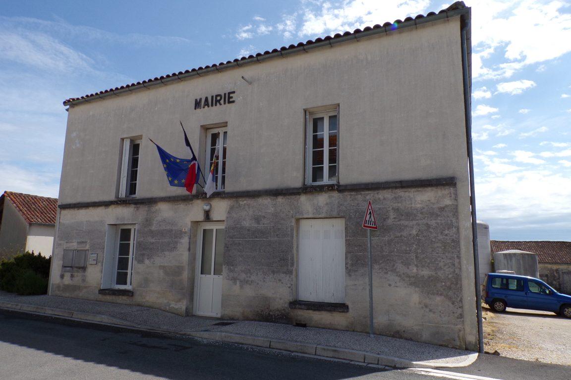 Ambleville - La mairie (22 mai 2017)
