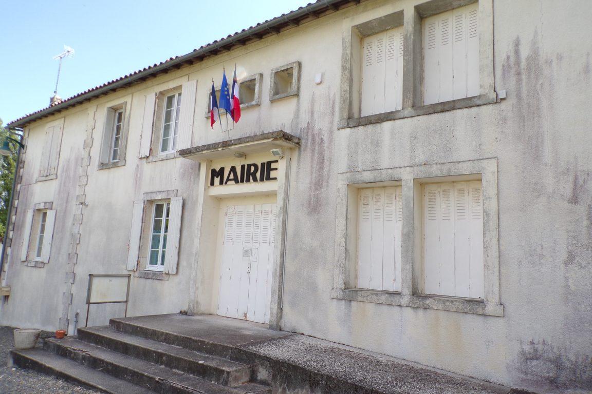 Bonneuil - La mairie (31 mai 2017)