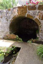 Lignières-Sonneville - La source du lavoir du Jardin Vert (22 mai 2017)