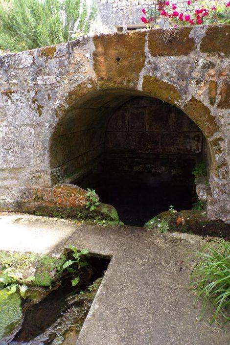 Source du lavoir du Jardin Vert (22 mai 2017)