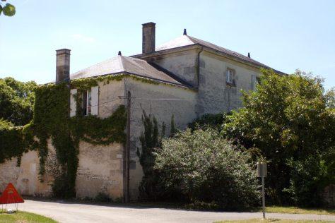 Courbillac - Le logis de la Courade (12 juin 2017)