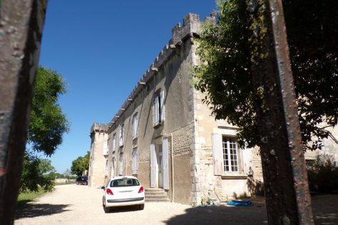 Mérignac - Le château de Villars (10 juin 2017)