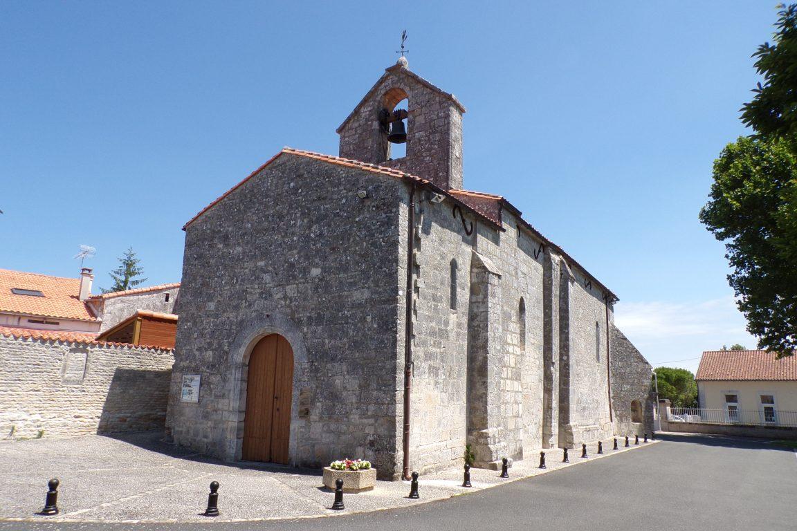 Houlette - L'église Saint-Martin (12 juin 2017)