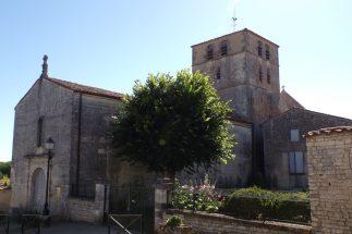 Eglise de Chassors (17 juin 2017)