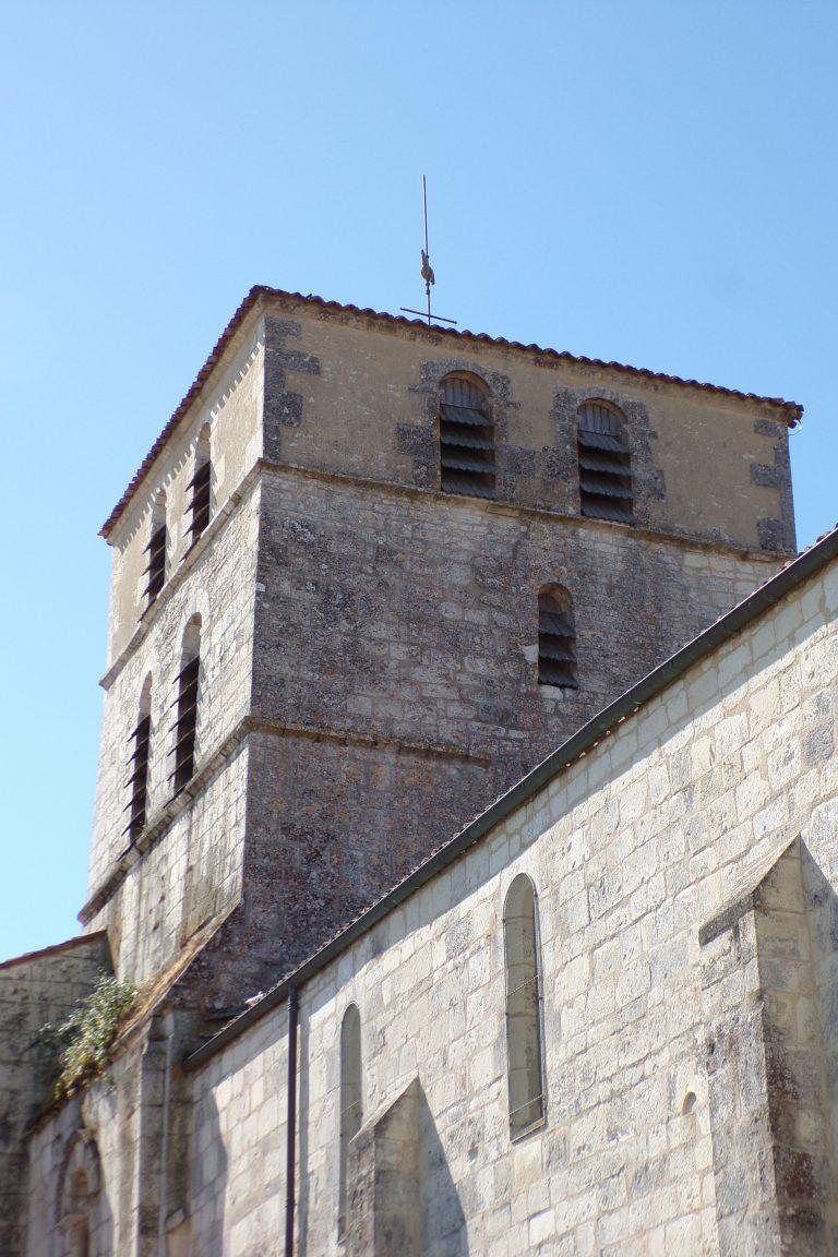Chassors - L'église Saint-Romain (17 juin 2017)