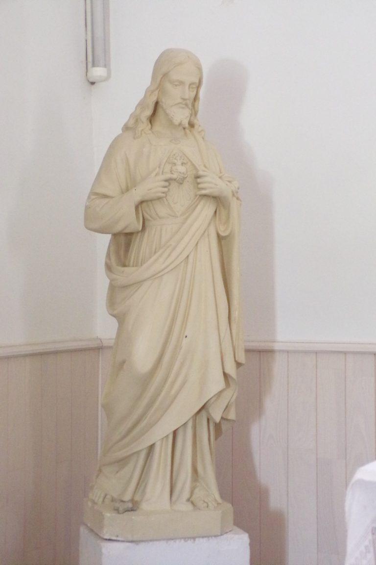 Fleurac - L'église Sainte-Élisabeth - Sacré Coeur de Jésus (15 juin 2017)