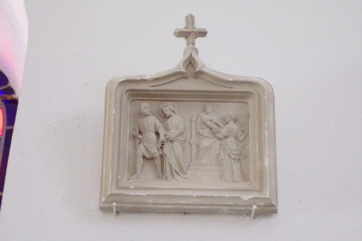 Fleurac - L'église Sainte-Élisabeth- Le chemin de croix (15 juin 2017)