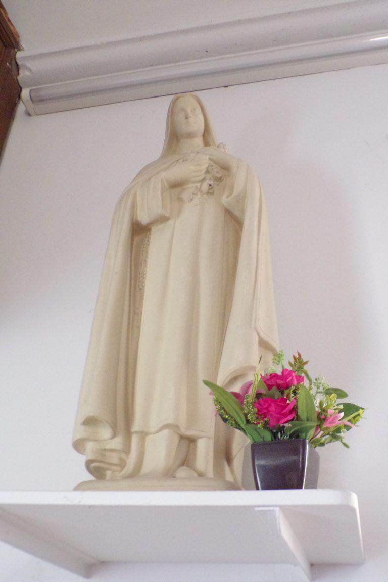 Fleurac - L'église Sainte-Élisabeth - Sainte Thérèse de Lisieux(15 juin 2017)
